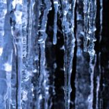 Cluster of icicles